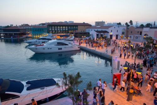 Lemesos på Kypros, en ferieby i endring