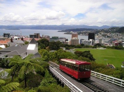 Bobilutleie Wellington, New Zealand