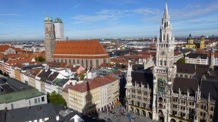 Bobilutleie München, Tyskland - leie bobil München, Tyskland
