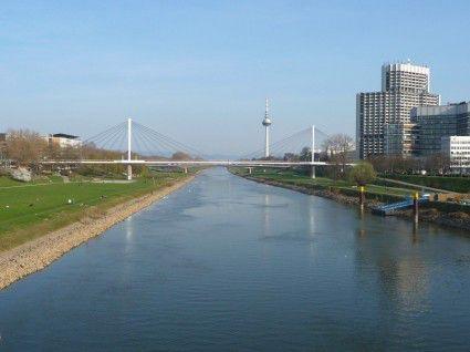Bobilutleie Mannheim, Tyskland - leie bobil Mannheim, Tyskland