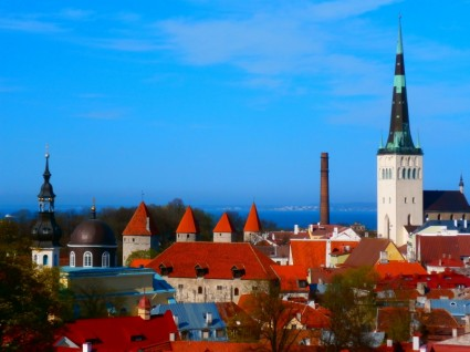 Bobilutleie Tallinn, Estland